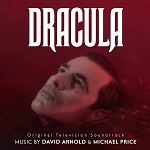 David Arnold and Michael Price: Dracula - TV score album cover