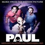 David Arnold: Paul soundtrack CD cover