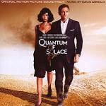 David Arnold: Quantum of Solace soundtrack CD cover