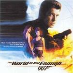 David Arnold: The World is Not Enough soundtrack CD cover