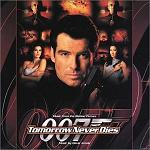 David Arnold: Tomorrow Never Dies soundtrack CD cover
