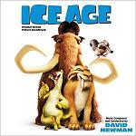 David Newman - Ice Age soundtrack CD cover