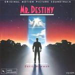 David Newman - Mr. Destiny soundtrack CD cover