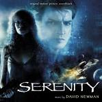 David Newman - Serenity soundtrack CD cover