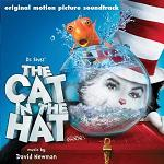 David Newman - The Cat in the Hat soundtrack CD cover