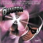 David Newman - The Phantom soundtrack CD cover