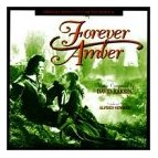 David Raksin - Forever Amber soundtrack CD cover