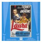 David Raksin - Laura soundtrack CD cover