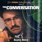 David Shire - The Conversation soundtrack CD cover