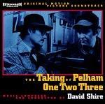 David Shire - The Taking of Pelham One Two Three soundtrack CD cover