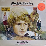 David Whitaker: Run Wild, Run Free - film score album cover