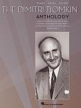 The Dimitri Tiomkin Anthology - sheet music book cover
