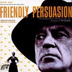 Dimtri Tiomkin - Friendly Persuasion soundtrack CD cover