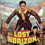 Dimitri Tiomkin: Lost Horizon - soundtrack CD cover
