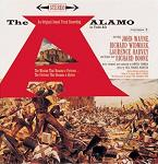 Dimitri Tiomkin - The Alamo soundtrack CD cover