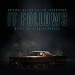 Disasterpeace: It Follows, film score soundtrack album cover