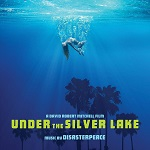 Disasterpeace: Under the Silver Lake - film score album cover