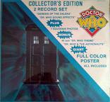Doctor Who Collector's Edition - 2 Record Set