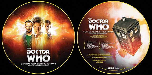 Doctor Who Original Television Soundtrack: Best of Series One Through Seven