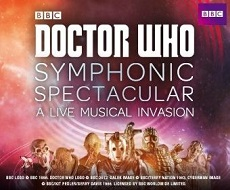 Doctor Who Symphonic Spectacular UK Promo Poster