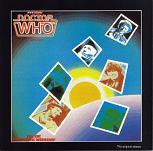 Doctor Who The Five Doctors: Classic Music from the BBC Radiophonic Workshop, Volume 2 back cover