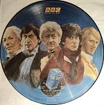 Doctor Who: The Music - Picture Version of the Vinyl Album