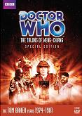 Doctor Who: The Talons of Weng-Chiang - DVD cover
