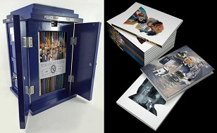 Doctor Who: The Tardis Edition - 11 CD limited edition set presented in a Tardis box