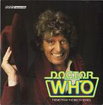 Doctor Who Theme single: 1980 release (Tom Baker cover) - realised by Peter Howell