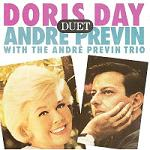 Doris Day & Andre Previn: Duet with the Andre Previn Trio - album CD cover