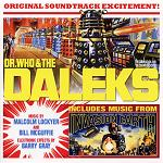 Dr. Who & The Daleks and Daleks' Invasion Earth 2050 A.D. - film music
