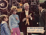 Dr. Who & The Daleks - cinema still 1