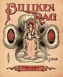 E. J. Stark - Billiken Rag - sheet music cover