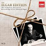 The Elgar Edition: The Complete Electrical Recordings of Sir Edward Elgar - boxset cover