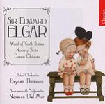 Edward Elgar: Wand of Youth Suites, Nursery Suit & Dream Children - album cover