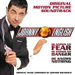 Edward Shearmur - Johnny English soundtrack CD cover