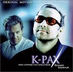 Edward Shearmur - K-Pax soundtrack CD cover