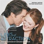 Edward Shearmur - Laws of Attraction soundtrack CD cover