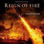 Edward Shearmur - Reign of Fire soundtrack CD cover