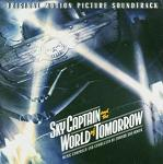 Edward Shearmur - Sky Captain and the World of Tomorrow soundtrack CD cover