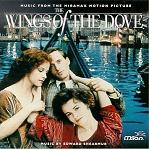 Edward Shearmur - Wings of the Dove soundtrack CD cover