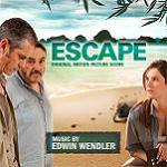 Edwin Wendler: Escape - soundtrack CD cover