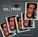 Edwin Wendler: Wrong Holywood Number - score CD cover