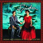 Elliot Goldenthal - Frida CD cover