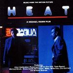 Elliot Goldenthal - Heat CD cover