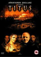 Elliot Goldenthal: Titus film DVD cover