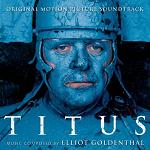 Elliot Goldenthal: Titus soundtrack album CD cover