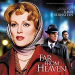 Elmer Bernstein: Far from Heaven - soundtrack album cover