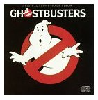 Elmer Bernstein - Ghostbusters soundtrack CD cover
