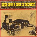 Ennio Morricone - Once Upon a Time in the West soundtrack CD cover